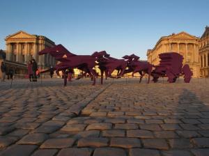 chateau-versailles-carrosse-xavier-veilhan-soleil-levant